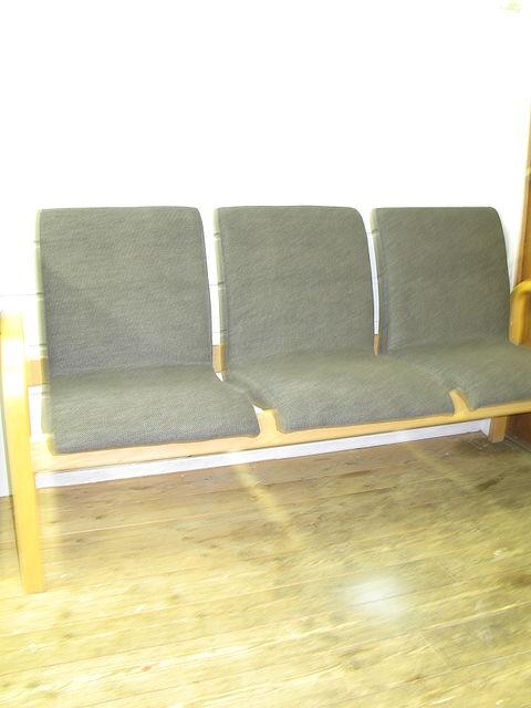 Sofaen er ferdig omtrekt