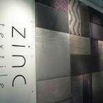 Zinc textile på messen