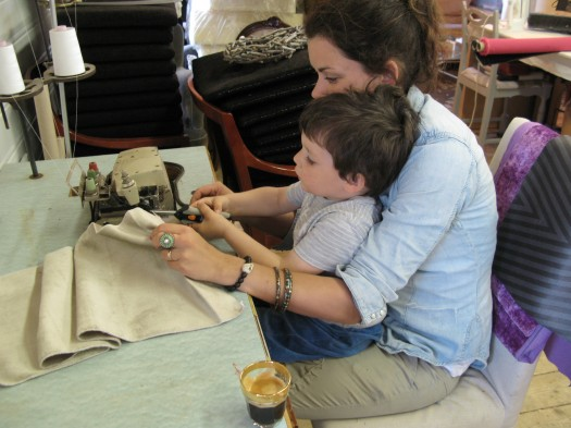 Opplæring av barnearbeider