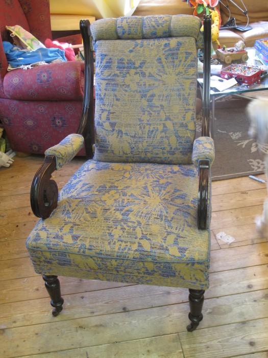 Slik var stolene før omtrekk!