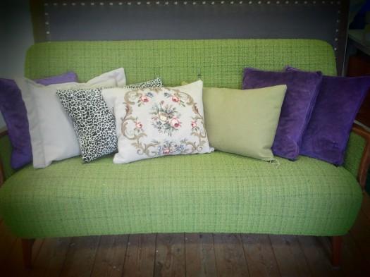 Sofa fra Loppis