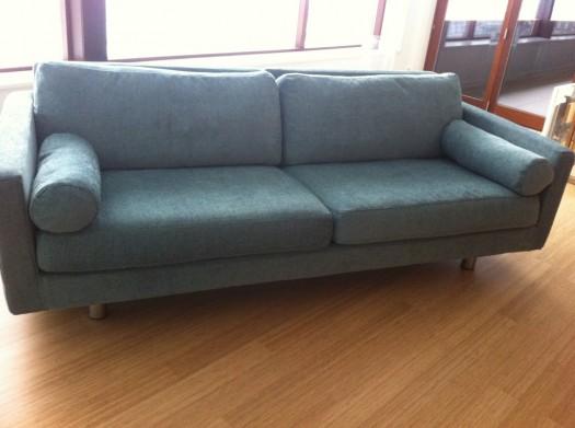 Eilertsen sofa i årets farge 2014
