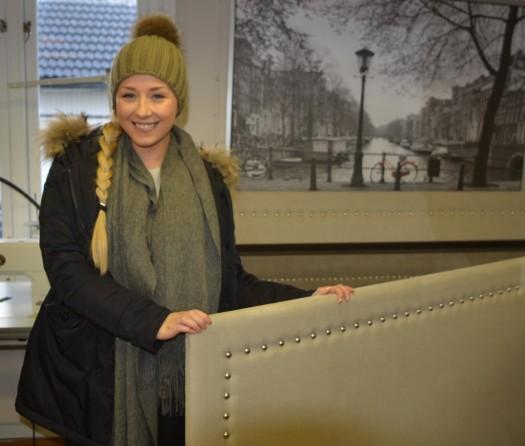 Ida Wulff på besøk
