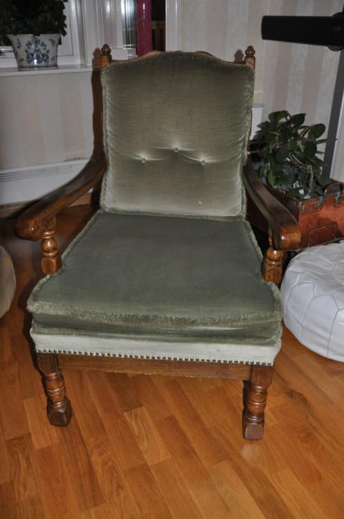 Klassiske eikestoler